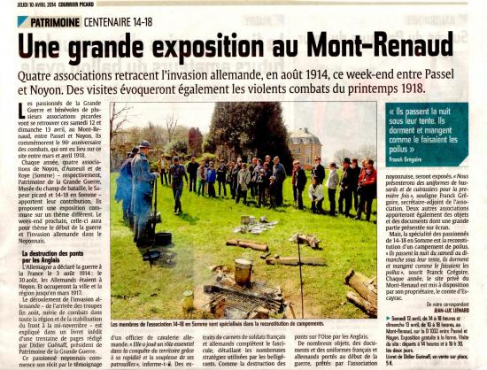 Courrier picard 10 04 14 1